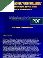 [PD] Presentaciones - AuditoriaOperacional