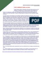 17258714 Curso de Guitarra Flamenca Metodo Acordes Flamenco Tabs Tablaturas