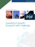 McKinsey Global Institute Europe Investing Full Report Dec2012
