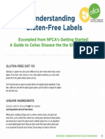 Reading Labels - Excerpted From Getting Started Guide