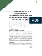 Pluralismo Epistemico JFGC-libre