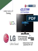 42LE5500 Presentation