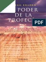 El Poder de La Profecia_ Una an - Gregg Braden