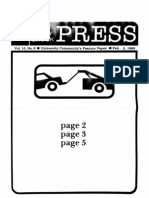 The Stony Brook Press - Volume 10, Issue 8