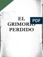 Warhammer 2nd El Grimorio Perdido