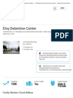 Eloy Detention Center (ICE)
