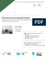Florence Correctional Center