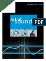 Sennheiser Art of Sound 2008 2009