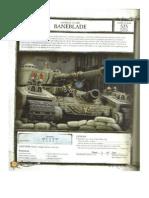 Warhammer 40K Reference Sheets