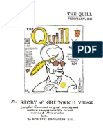 The Story of Greenwich Village (Part 1)