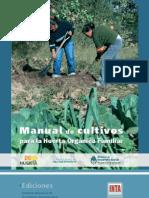 Manual Cultivos Pro Huerta - Cerbas