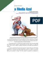 La Media Azul