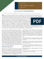ISIS Battle Plan for Baghdad