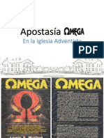 Apostasia Omega