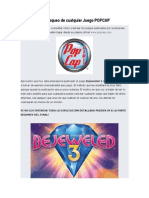 Desbloqueo de Cualquier Juego POPCAP-GAMES