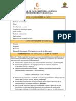 Informe de Evaluación del Alumno D.I