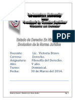 Filosofia Del Derecho 30-03-2014