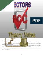 Illustrative Examples Physics Vectors r