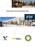 Uci CalifOrnia Mba Internacional