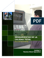 Manual Herramientas de La Calidad U2