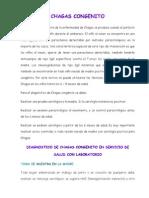 Chagas Congenito