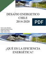 Desafio Energetico Chile
