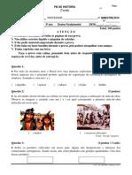 Prova.pb.Historia.5ano1 Bim