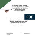 Caso Clinico Obstruccion Por Megacolon Congenito