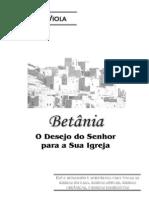 Frank a. Viola - Betânia - O Desejo Do Senhor Para a Sua Igreja
