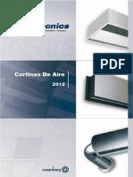 Catálogo Cortinas de Aire