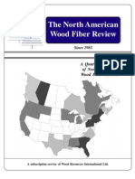 The North American Wood Fiber Review