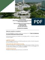 Carta Logistica Vision Mundial