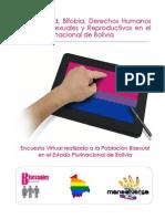 Encuesta Sobre Bisexualidad en Bolivia