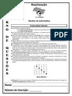 Prova de Porguês e Informática - Varjota 2014 - Instituto Cidades.pdf
