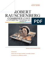Rauschenberg Combines Centre Pompidou (1)