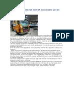 Volvo Ofrece Cabina Segura Solo Hasta Los 80 Km