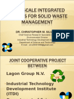 Lagon & Vista Group Solid & Liquid Waste Mgmt Technology
