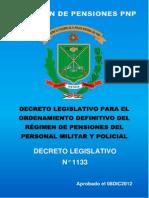 Dec Leg 1133 Ordenamiento Definitivo