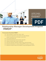 Form Biodata RMDP