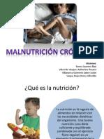 Caso Clinico 28 Desnutricion