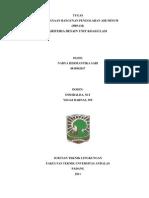 79401408 Kriteria Disain Koagulasi