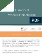 Carga a Nivel Financiero