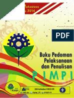 Buku Panduan Pimpi 2014