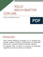 Desarrollo Orientado a Objetos Con UML