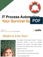 It Process Automation Survival Guide