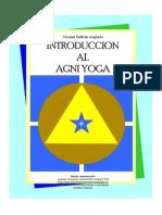 Vicente Beltrán Anglada - Introduccion al Agni Yoga