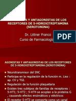 Agonistas y Antagonistas de Los Receptores de 5-Hdroxitriptamina