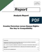 Counter-Terrorism Versus Human Rights