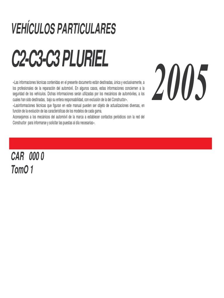 Citroen c3 manual de for Manual de viveros forestales pdf