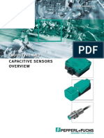 Capacitive and Inductive Proximity Sensors
